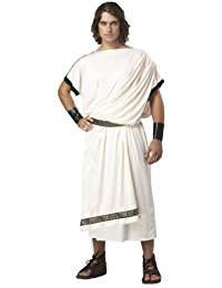 DIY Halloween Costume Idea - Toga M