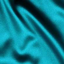 DIY Halloween Costume Idea - Turquoise Fabric