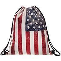 DIY Halloween Costume Idea - USA Bag