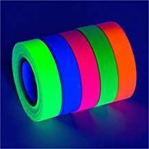 DIY Halloween Costume Idea - UV tape