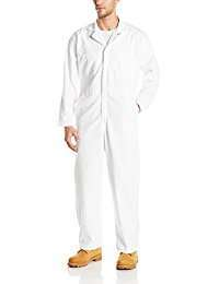 DIY Halloween Costume Idea - White Overall