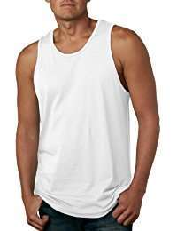 DIY Halloween Costume Idea - White Tank Top