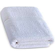 DIY Halloween Costume Idea - White Towel