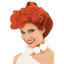 DIY Halloween Costume Idea - Wilma Wig