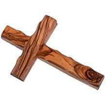 DIY Halloween Costume Idea - Wooden Cross