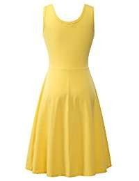 DIY Halloween Costume Idea - Yellow Dress