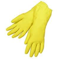 DIY Halloween Costume Idea - Yellow Gloves