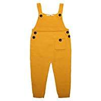 DIY Halloween Costume Idea - Yellow Overall