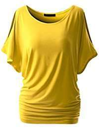 DIY Halloween Costume Idea - Yellow Shirt