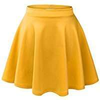 DIY Halloween Costume Idea - Yellow Skirt