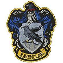 DIY Harry Potter Moaning Myrtle Halloween Costume Idea - Ravenclaw Patch