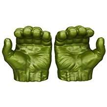 DIY Hulk Halloween Costume Idea - Hands