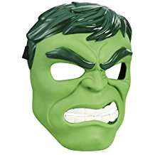 DIY Hulk Halloween Costume Idea - Mask