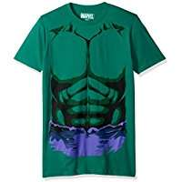 DIY Hulk Halloween Costume Idea - Shirt