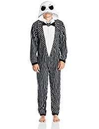 DIY Jack Skellington Halloween Costume Idea - Pyjama