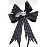 DIY Jack Skellington Nightmare Before Christmas Halloween Costume Idea - Bow Tie