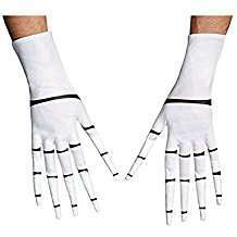 DIY Jack Skellington Nightmare Before Christmas Halloween Costume Idea - Gloves