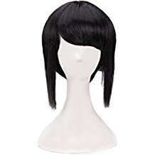 DIY Motoko Halloween Costume Idea - Wig