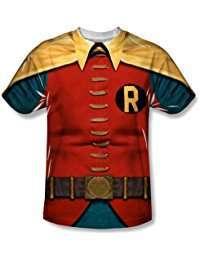 DIY Robin Halloween Costume Idea - Shirt