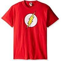 DIY Sheldon Halloween Costume Idea - Flash Shirt