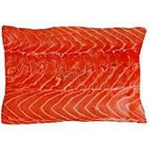 Amazon - DIY Sushi Halloween Costume Idea - Salmon Pillow