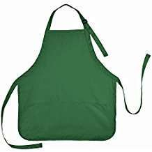 DIY Halloween Costume Idea - Green Apron