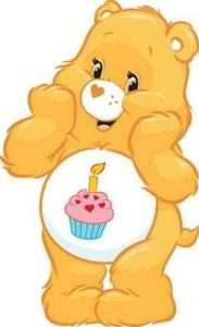 DIY Care Bears Halloween Costume Idea - Birthday Bear