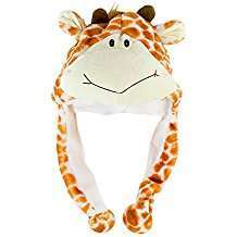 Amazon - DIY Giraffe Halloween Costume Idea - Hat