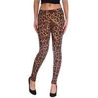 Amazon - DIY Giraffe Halloween Costume Idea - Leggings