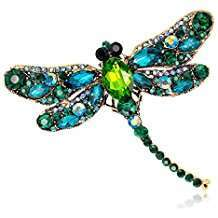 DIY Halloween Costume Idea - Dragonfly Hairclip