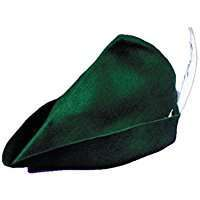 DIY Halloween Costume Idea - Green Hat