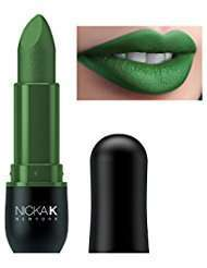 DIY Halloween Costume Idea - Green Lipstick
