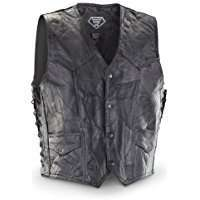 DIY Halloween Costume Idea - Leather Vest