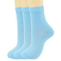 DIY Halloween Costume Idea - Light Blue Socks