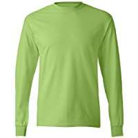 DIY Halloween Costume Idea - Lime Green Long Sleeve