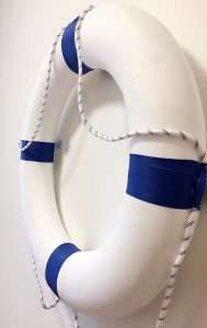 sailor lifesaving swim ring