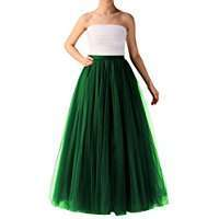 DIY Halloween Costume Idea - Long Green Tutu