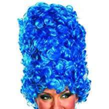 DIY Halloween Costume Idea - Marge Wig