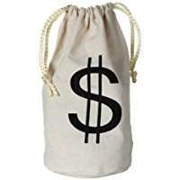 DIY Halloween Costume Idea - Money Bag