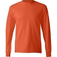 DIY Halloween Costume Idea - Orange Long Sleeve