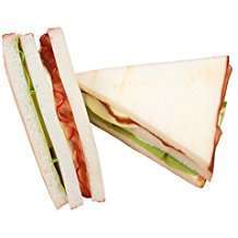 DIY Halloween Costume Idea - Sandwich Pillow