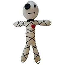 DIY Halloween Costume Idea - Voodoo Doll