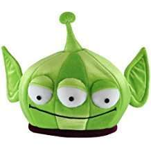 DIY Toy Story Alien Halloween Costume Idea - Hat