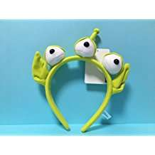 DIY Toy Story Alien Halloween Costume Idea - Headband