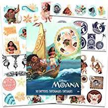 Motto Party Ideas - Moana Tattoos