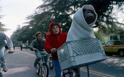 DIY E.T. & Elliot Costume