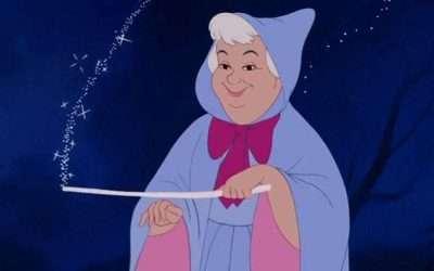 DIY Shrek Fairy Godmother Costume