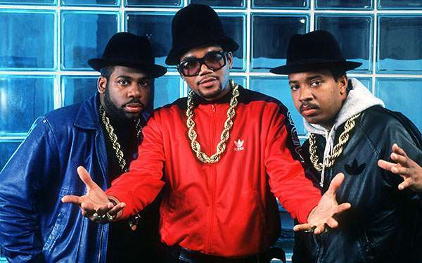 DIY Run DMC Group Costume