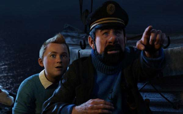 DIY Tintin Captain Haddock Costume