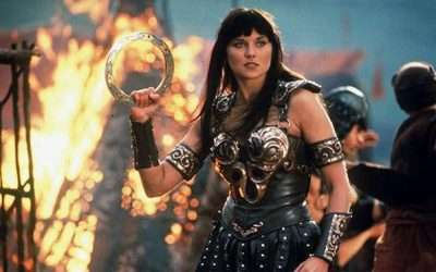 DIY Xena Costume